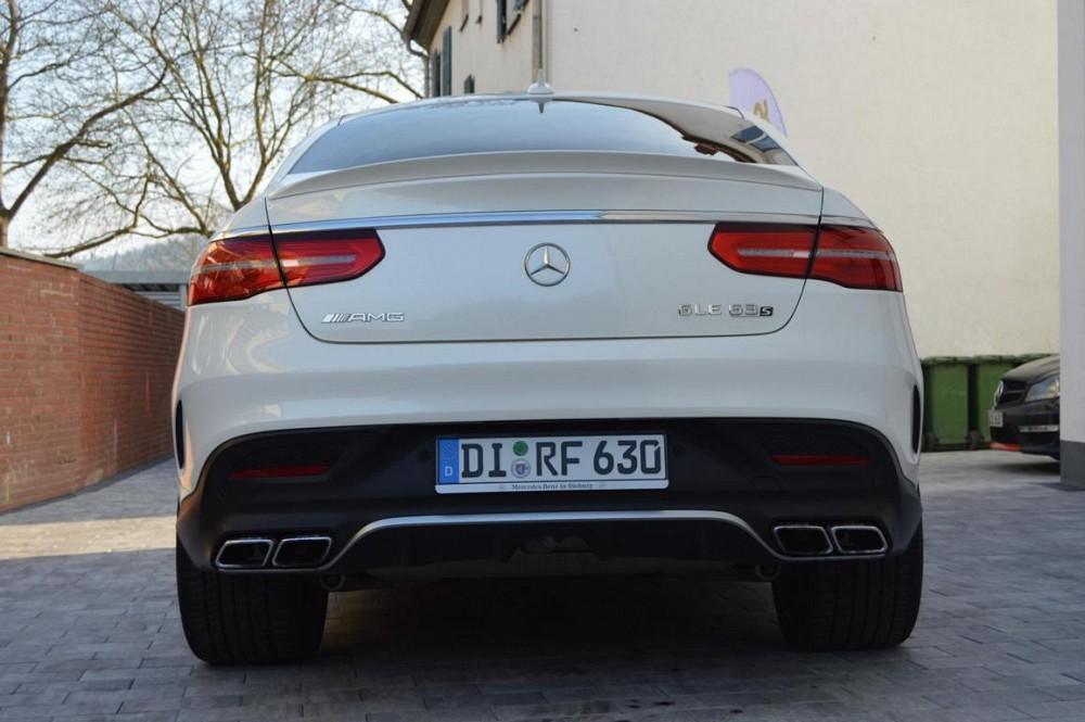 Mercedes S Coupe Mieten In Frankfurt