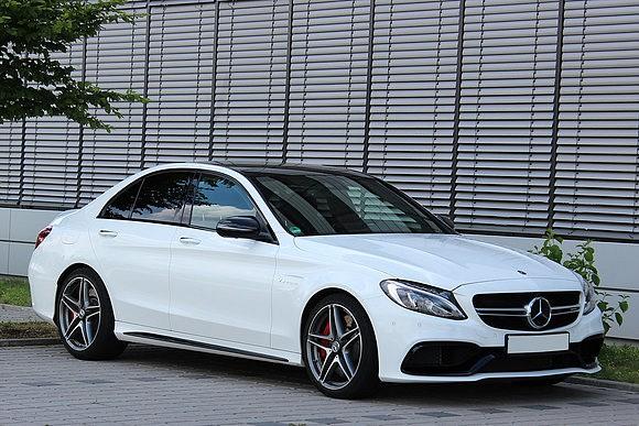 Mercedes Benz Code F
