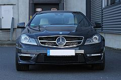 Mercedes-Benz C63 AMG Coupe Performance Package mieten