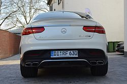 Mercedes-Benz AMG GLE 63 S Coupe selbst fahren