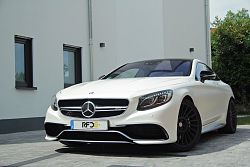 Mercedes-Benz S 63 AMG Coupe selbst fahren