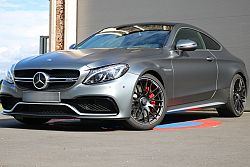 Mercedes-Benz C63s AMG Coupe selbst fahren