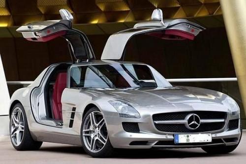 Mercedes-Benz SLS AMG mieten - Bild 1