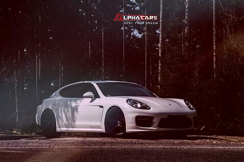 Porsche Panamera GTS mieten - Bild 1