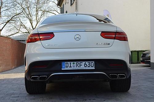 Mercedes-Benz AMG GLE 63 S Coupe mieten - Bild 1