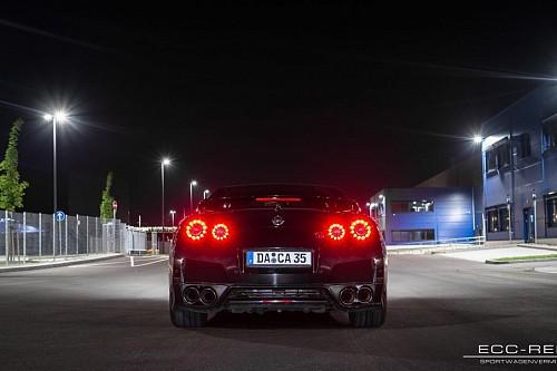 Nissan GT-R R35 mieten - Bild 1