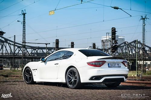 Maserati Granturismo - Klappenauspuff mieten - Bild 1