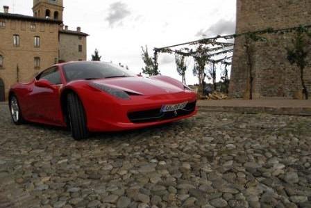 Ferrari 458 Italia mieten - Bild 1