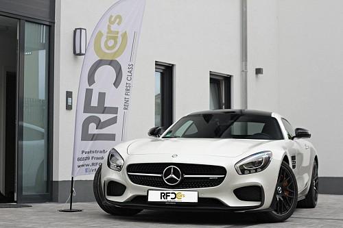 Mercedes-Benz AMG GTs Edition 1 mieten - Bild 1