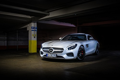 Mercedes-Benz AMG GT S mieten - Bild 1