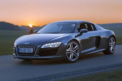 Audi R8 V10 mieten - Bild 1