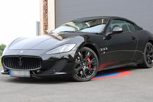 Maserati GranCabrio Sport mieten - Bild 1