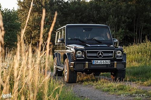 Mercedes-Benz G63 AMG mieten - Bild 1