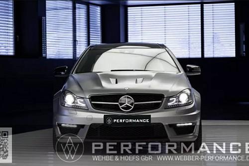 Mercedes-Benz C 63 AMG 507 Edition  mieten - Bild 1