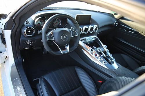 Mercedes-Benz AMG GTS mieten - Bild 1