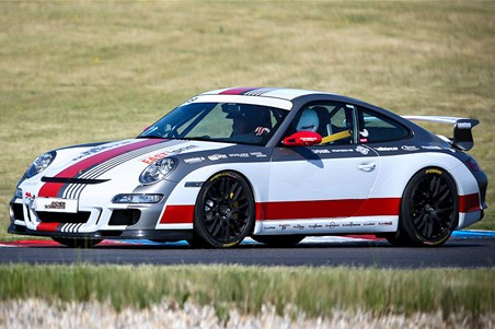 Porsche 911 GT3 (Renntaxi) mieten - Bild 1