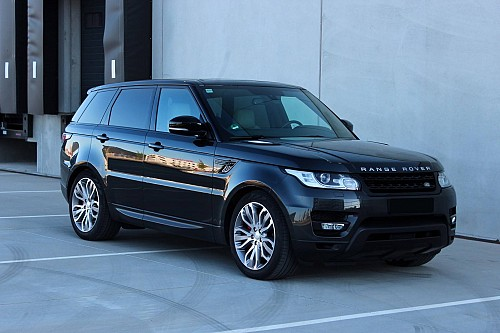 Range Rover Sport HSE Dynamic mieten - Bild 1