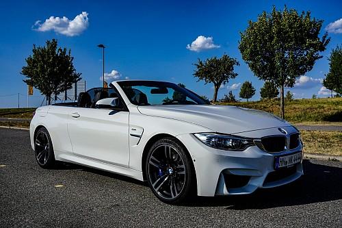 BMW M4 mieten - Bild 1