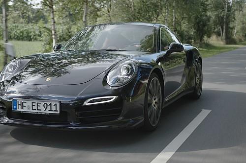 Porsche 911 Turbo mieten - Bild 1