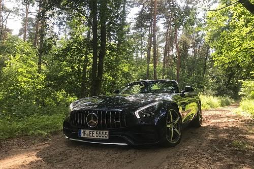 Mercedes-Benz AMG GT Roadster mieten - Bild 1