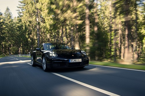 Porsche 911 Carrera Typ 992 mieten - Bild 1