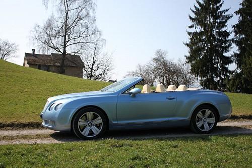 Bentley GTC mieten - Bild 1